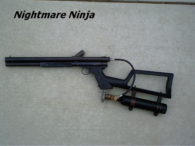 Ninja Nightmare