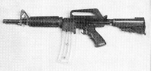 MZ-16 Commando