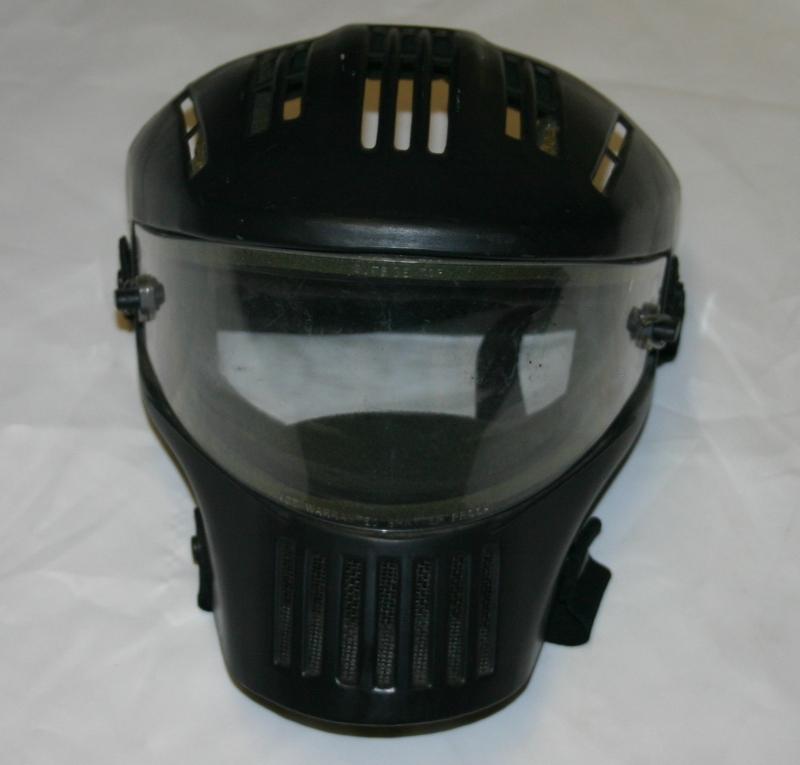 PMI-Goggs - Pursuit Helmet